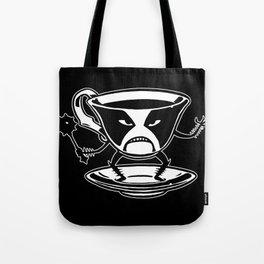 Black tea Tote Bag