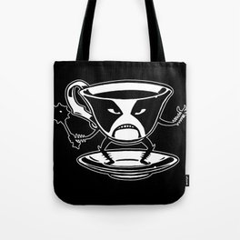 Black tea Tote Bag