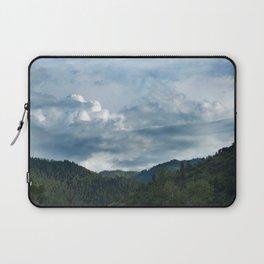 Princess Mononoke Landscape Laptop Sleeve