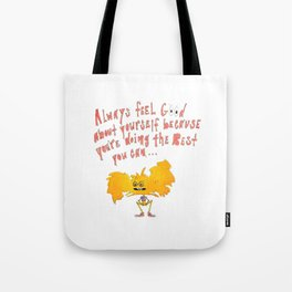 Little Monsters : Best You Can Tote Bag