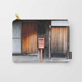 Japan Post Box Carry-All Pouch
