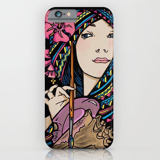 Tribal Artist iPhone & iPod Case