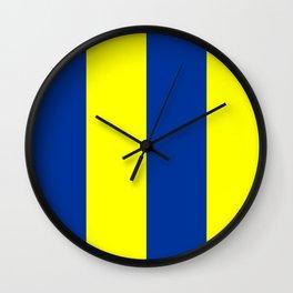 Golf Flag Wall Clock