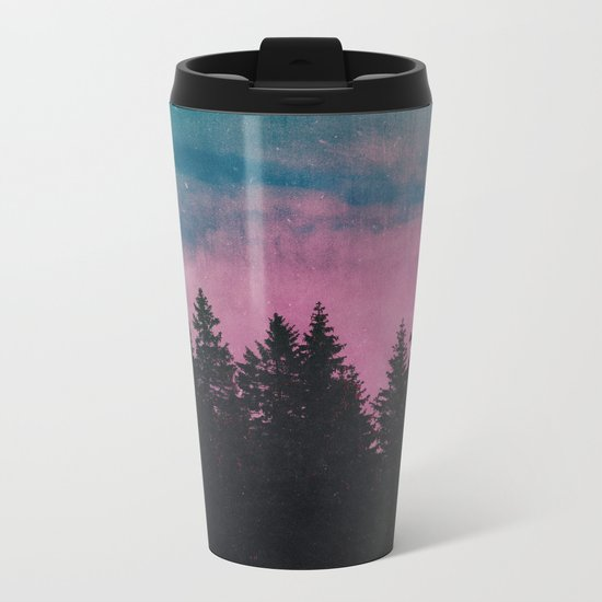 Breathe This Air Metal Travel Mug
