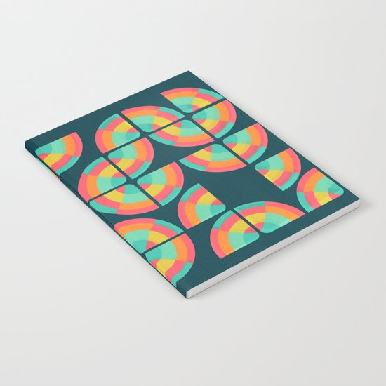 An abstract topography Notebook