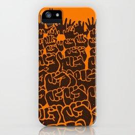 Overcome iPhone Case