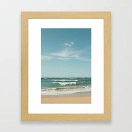 The Ocean of Joy Framed Art Print