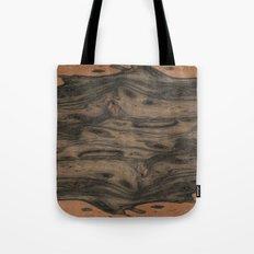 Birdseye Paldao Wood Tote Bag