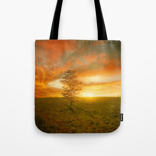 Sunset I C. VII Tote Bag