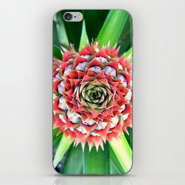 Young Pineapple iPhone Skin