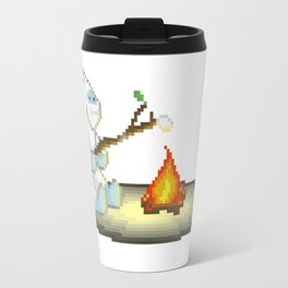 Yeti and The Yummy Marshmellow Travel Mug