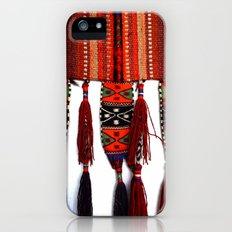 Native American Rug Slim Case iPhone (5, 5s)