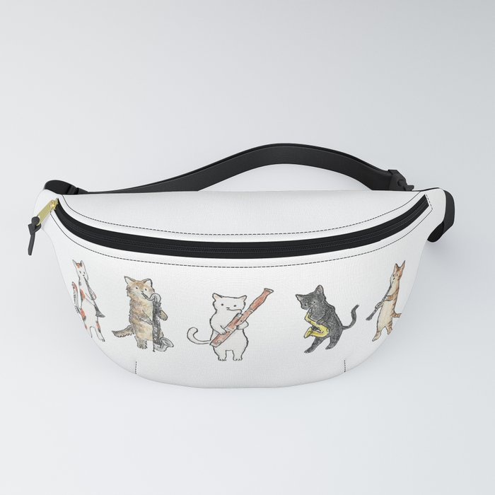 Reed Meowtet Fanny Pack