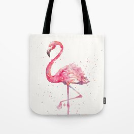 A Flamingos Fancy Tote Bag