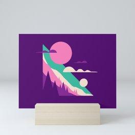 Pencil Scapes 3 Solo Mini Art Print