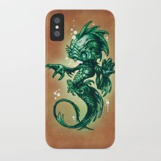 Creature from the Black Lagoon iPhone X Slim Case