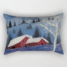 Home Isn't Far Off Rectangular Pillow