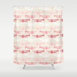 Trumpet Shower Curtain