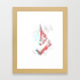 Cache_.tmp Framed Art Print