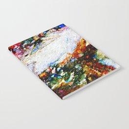 Julies Gems Abstract Notebook