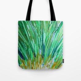 Green 01 Tote Bag