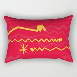 Catch Me Fun Rectangular Pillow