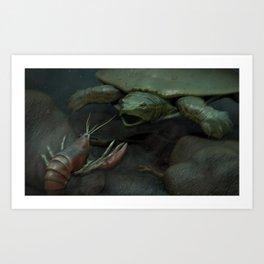 Grand River Species Art Print