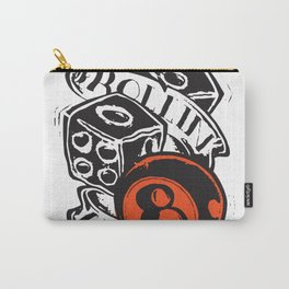 Rollin' along Carry-All Pouch
