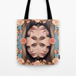 In The Eyes Tote Bag
