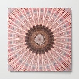 Some Other Mandala 473 Metal Print