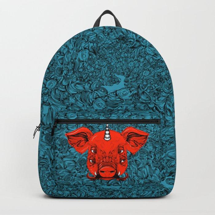 Mutant Pig Unicorn Backpack