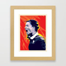 Laure Boulleau Framed Art Print