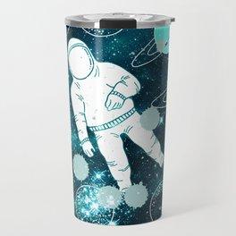 Space Astronaut Travel Mug