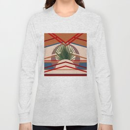 Palm sunset Long Sleeve T-shirt