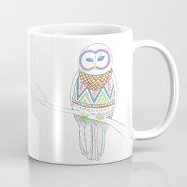 Auroral Owl Coffee Mug