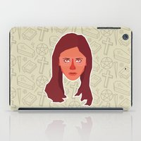 buffy iPad Cases featuring Buffy Summers - Buffy the Vampire Slayer by Kuki