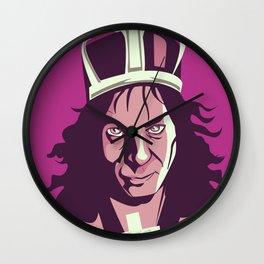 Rockarture ICON|RonnieJamesDio Wall Clock