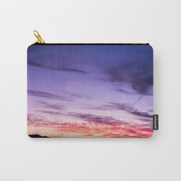 Auckland Sunset Carry-All Pouch