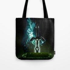 Savior of Hyrule Tote Bag
