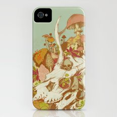 skulls in spring iPhone (4, 4s) Slim Case
