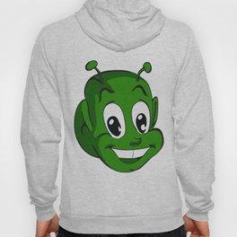 Smiling extraterrestrial Hoody