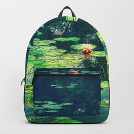 Lily Pond II Backpack