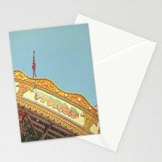 Topsy Turvy Stationery Cards
