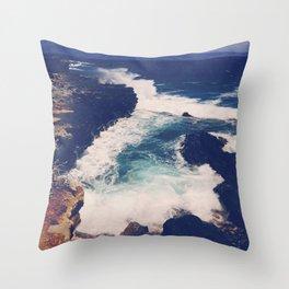 Hawaii 2 of 2 Throw Pillow