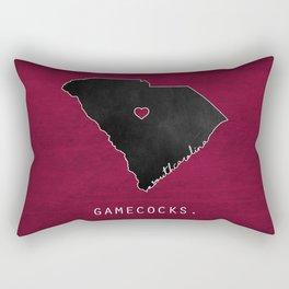 Gamecocks Rectangular Pillow
