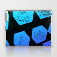 Sea Creature Cubes Laptop & iPad Skin