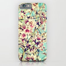 Nectarine Blossoms Slim Case iPhone 6s