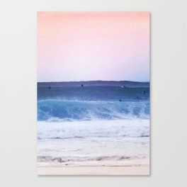 #beach Canvas Print