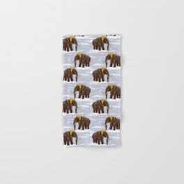 Babushka Mammoth Hand & Bath Towel