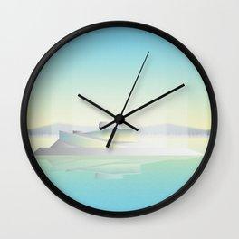 Oslo Opera House Wall Clock